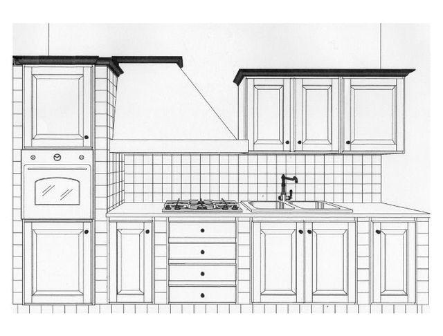 Cucina in muratura: come realizzarla