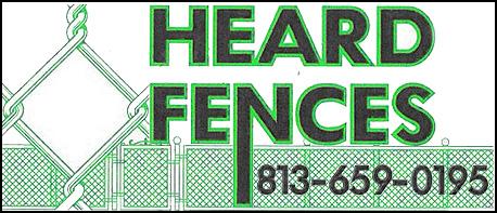 Fencing Dover Florida Heard Fences