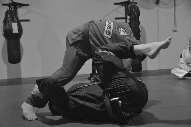 The Jujitsu Studio