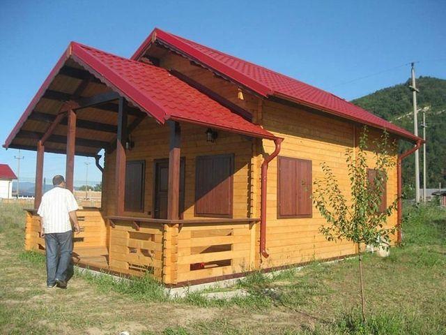 Case di legno amazing casa in legno urb with case di - Casa americana in legno ...