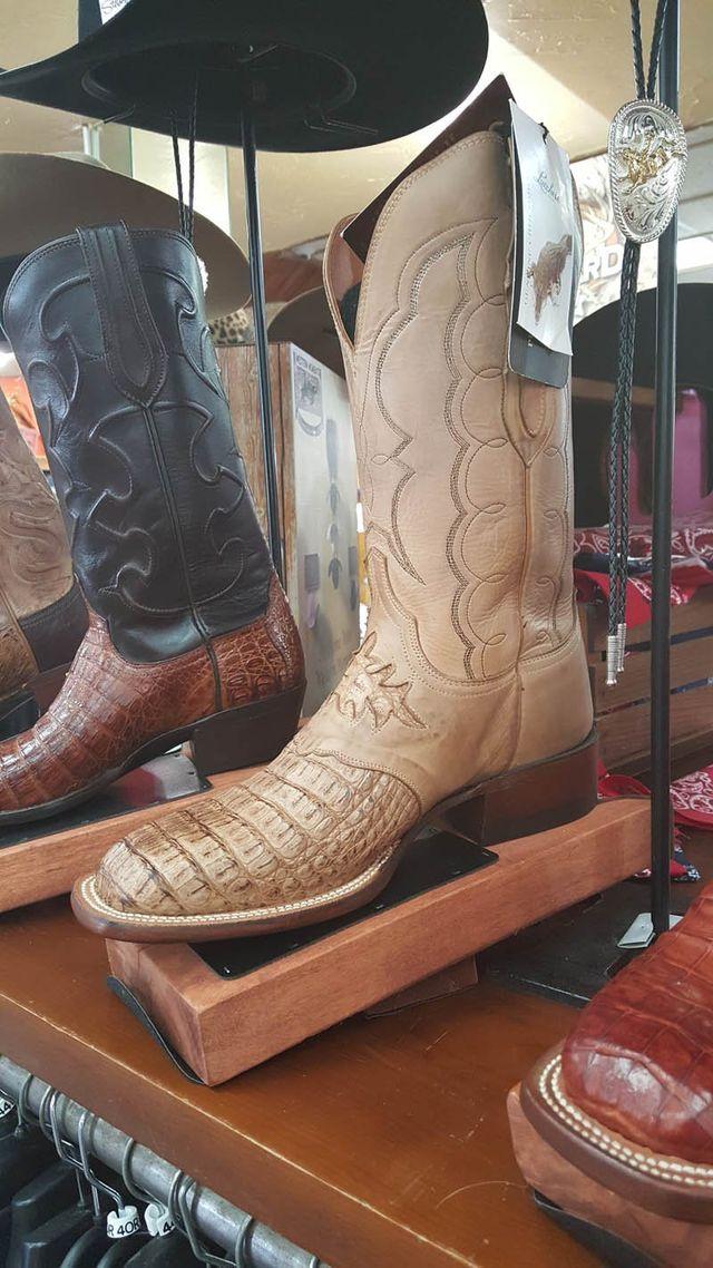 Western Boots Laredo, TX