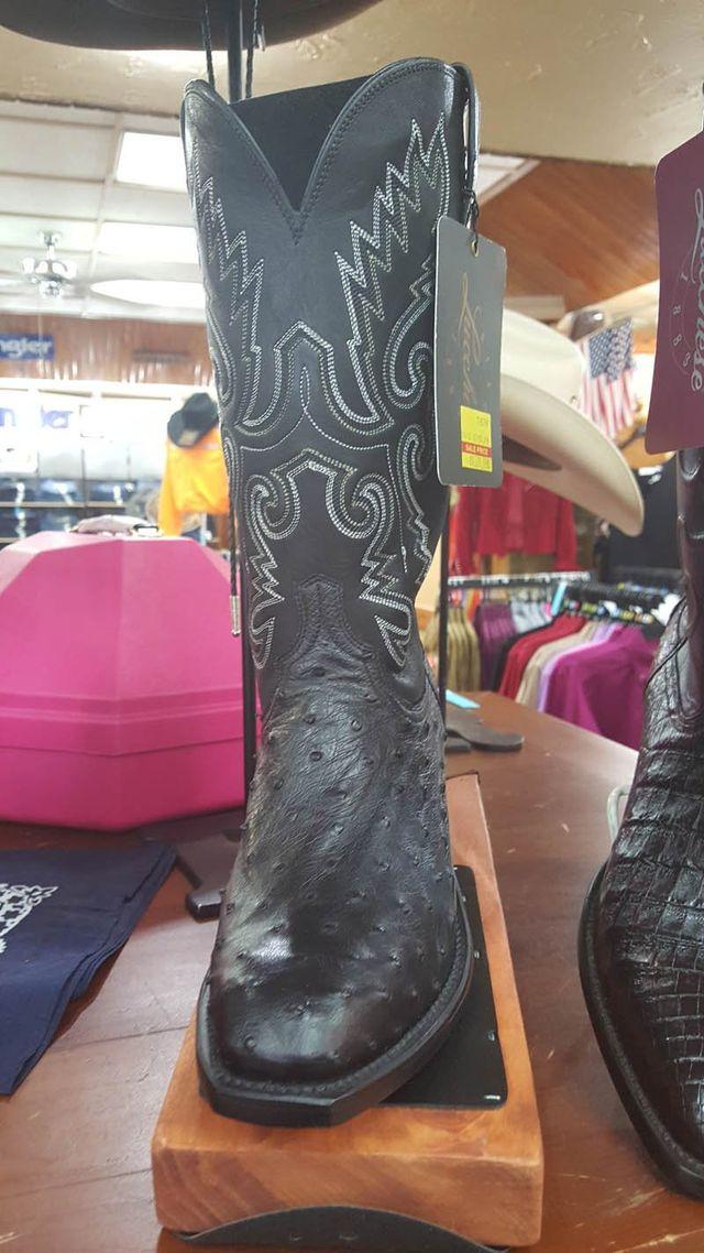 Western Clothing Zapata, TX