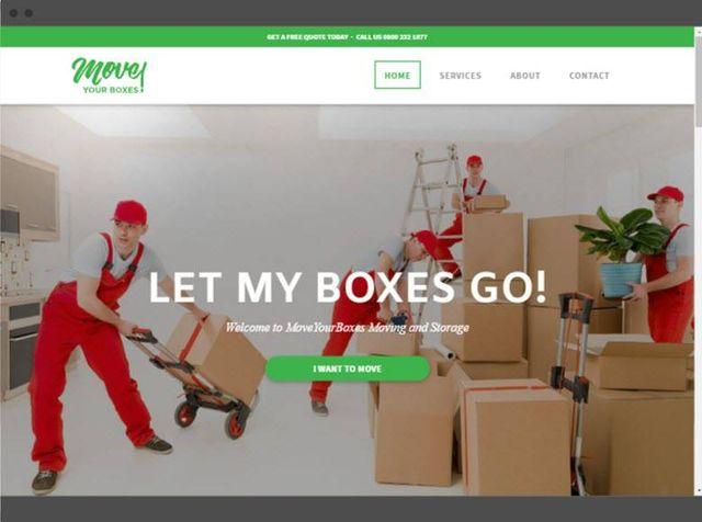 web design removal company
