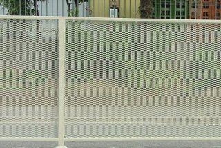 cancello tamponamento in lamiera