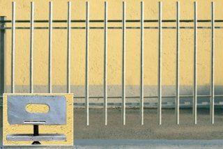 cancello modello village
