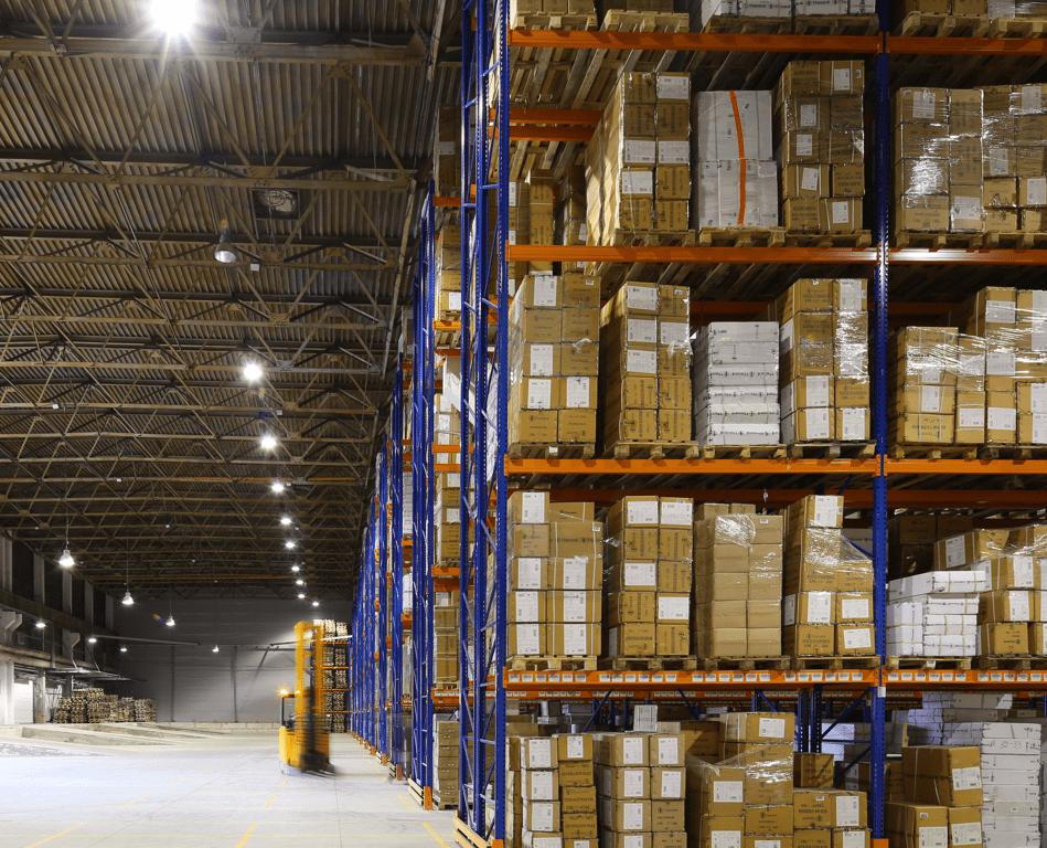Pallet Storage Palatalised Delivery London Archive Uk Ltd