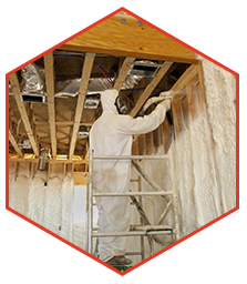 Commercial Spray Insulation College Station, TX