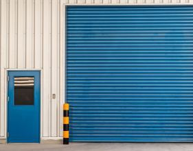 Roller shutters in Aberdeenshire