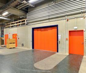 Garage doors in Aberdeenshire