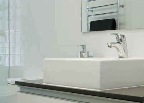 Sleek style sink