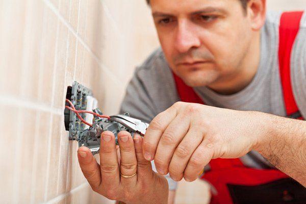 Household electrical repair