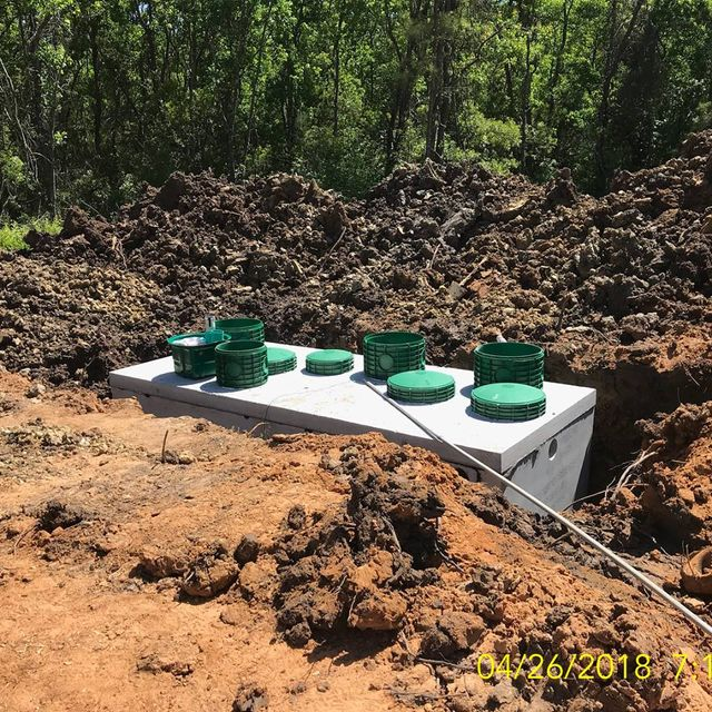 Septic Tank Installation Services in Conroe, TX