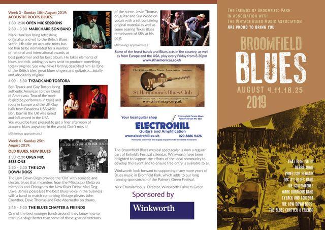 Broomfield Blues 2019