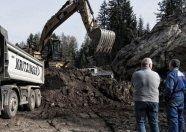 scavi edili, costruzioni edili, edilizia