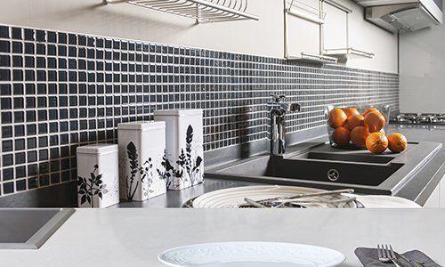 Piastrelle cucina bianche e nere piastrelle cucina bianche e nere