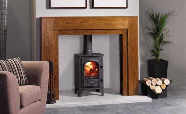 Traditional Wood Burning & Multi-Fuel Stoves - Wood Burning Fires