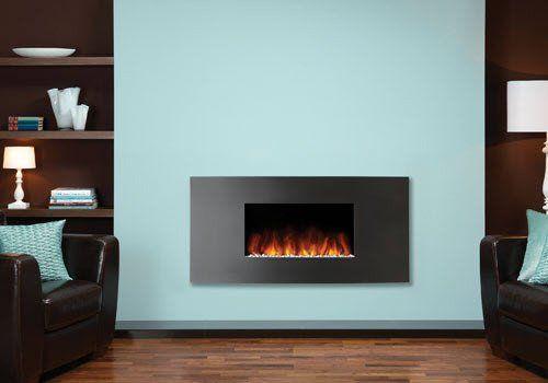Studio 1 Verve Electric Contemporary Fire Surround