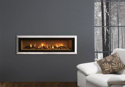 Studio 3 Bauhaus Gas Contemporary Fire Surround