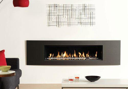 Studio 3 Verve Gas Contemporary Fire Surround