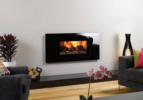 Riva Studio 1 Glass Multi-Fuel Contemporary Fire Surround