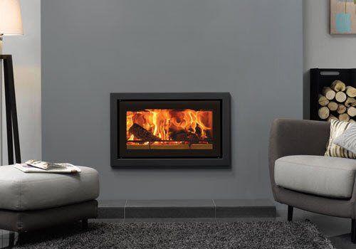 Riva Studio 1 Profil Multi-Fuel Contemporary Fire Surround