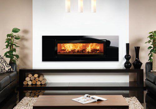 Riva Studio 3 Glass Multi-Fuel Contemporary Fire Surround