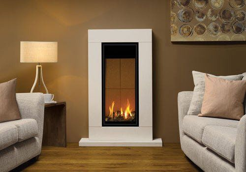 Studio 22 Sorrento Contemporary Gas Fire
