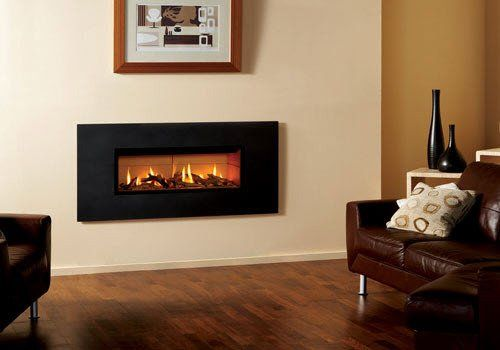 Studio 2 Steel Gas Fire