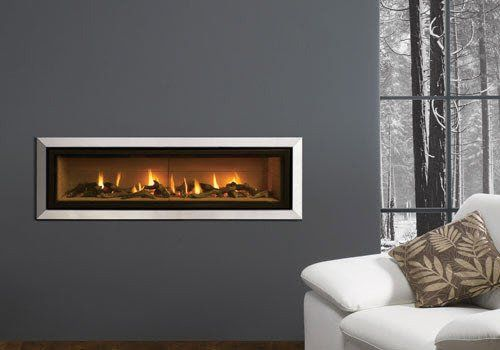 Studio 22 Bauhaus Gas Fire