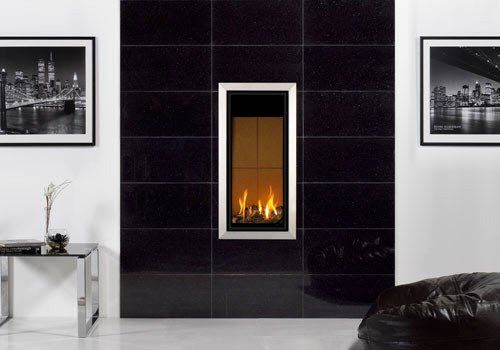 Studio 22 Bauhaus Contemporary Gas Fire