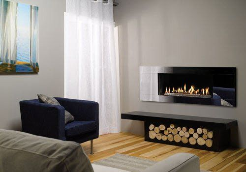 Studio 22 Glass Gas Fire