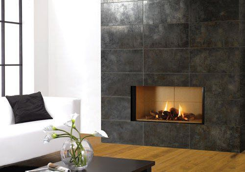 Riva 2 Edge Gas Fire