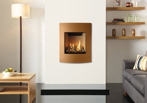 Studio 1 Glass Gas Fire