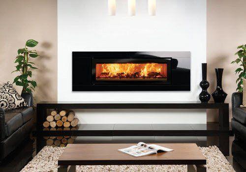 Riva Studio 3 Glass Wood & Log Burning Stove