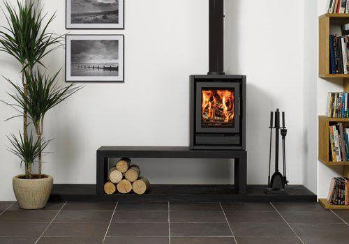 Riva F40 Freestanding Log Burner Stove