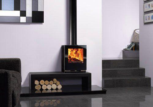 Riva Vision Small Wood Burning Stove