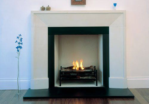 Contemporary Linea Fire Surround