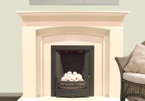 Curve Fire Surround
