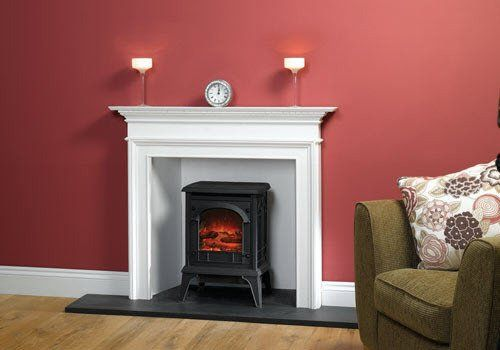 Clarendon Traditional Electric Fire