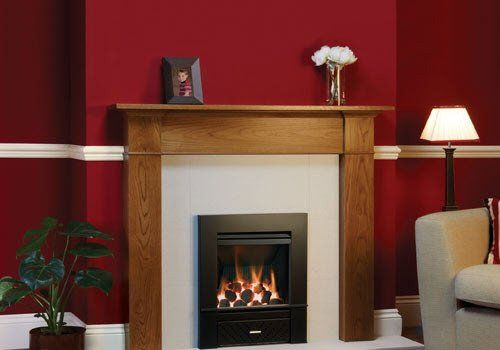 Brompton Timber Fire Surround