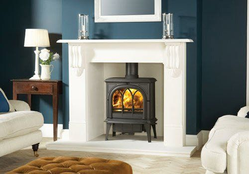 Huntingdon 35 Multi-Fuel Stove Basingstoke Hampshire