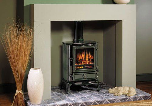 Brunel Green Multi-Fuel Stove