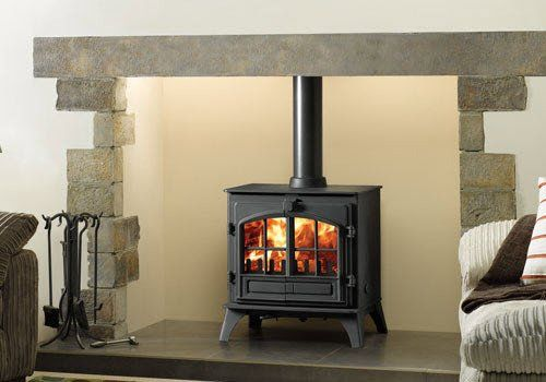 Riva Plus Medium Log Burning Stove