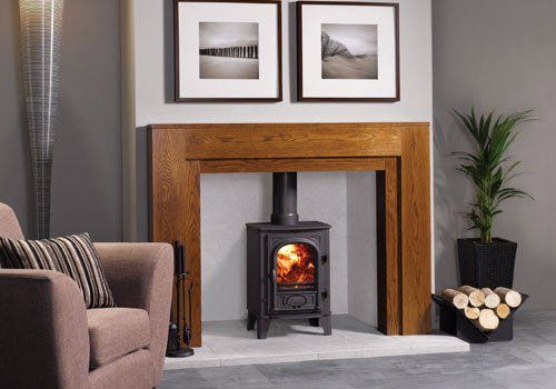 Stockton Wood Burning Stove