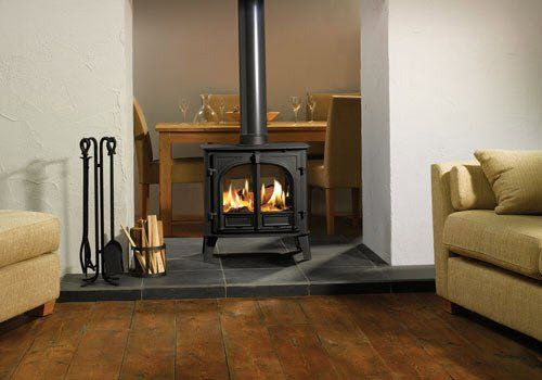 Stockton 8 Multi-Fuel Stove