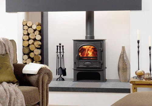 Stockton 5 Wood & Log Burning Stove