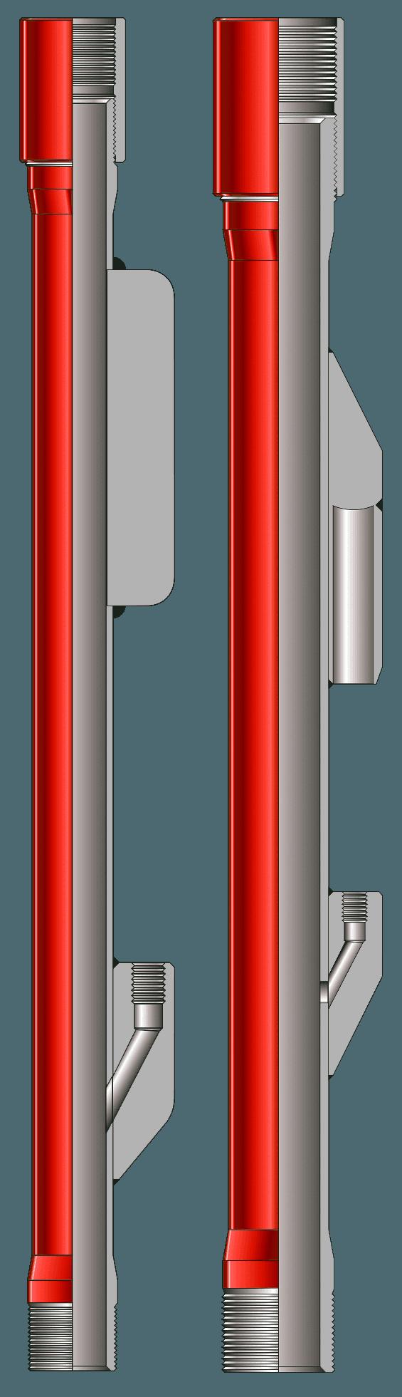 Don-Nan Gas Lift Mandrels