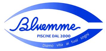 BLUEMME PISCINE - LOGO