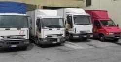 mezzi pesanti destinati al trasporto della merce