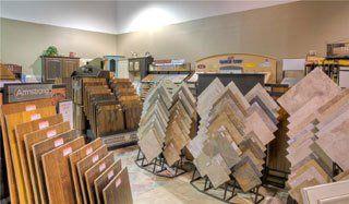 Tile flooring in League City, TX